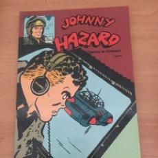 Cómics: JOHNNY HAZARD (FRANK ROBBINS) NORMA, 1984.. Lote 235596395