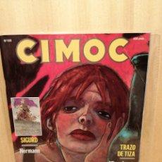 Comics: CIMOC. NUM 138.. Lote 235793160