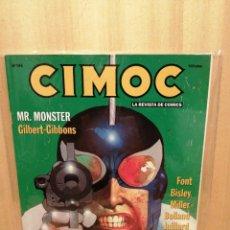 Comics: CIMOC. NUM 145.. Lote 235793985