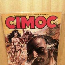 Comics: CIMOC. NUM 116.. Lote 235794520