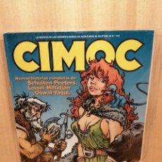 Comics: CIMOC. NUM 103.. Lote 235794840