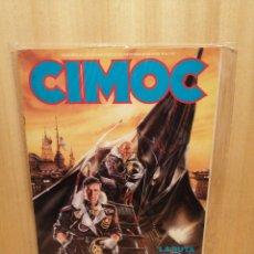 Comics: CIMOC. NUM 107.. Lote 235795305