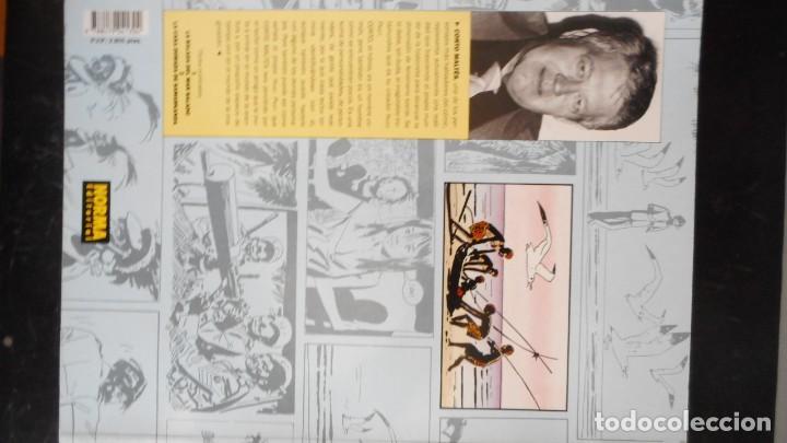 Cómics: LA BALADA DEL MAR SALADO. HUGO PRATT - Foto 2 - 235805510