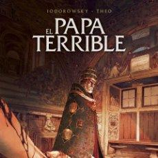 Cómics: CÒMICS. EL PAPA TERRIBLE - ALEJANDRO JODOROWSKY / THEO (CARTONÉ). Lote 235838665