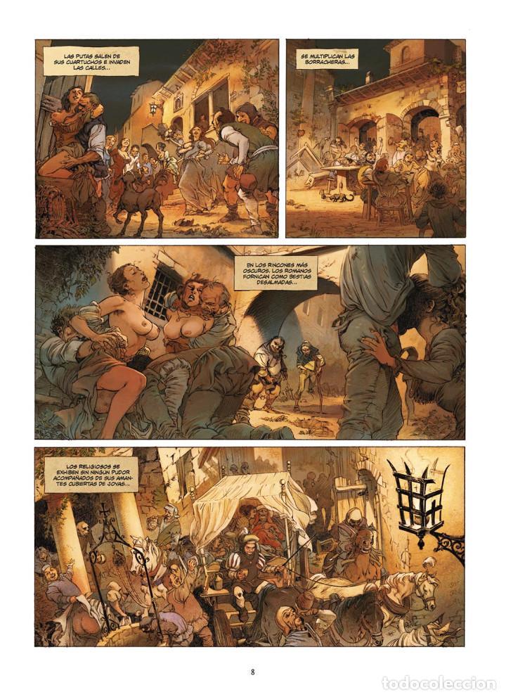 Cómics: Còmics. EL PAPA TERRIBLE - Alejandro Jodorowsky / Theo (Cartoné) - Foto 3 - 235838665