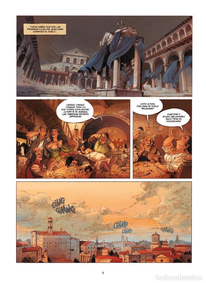 Cómics: Còmics. EL PAPA TERRIBLE - Alejandro Jodorowsky / Theo (Cartoné) - Foto 4 - 235838665