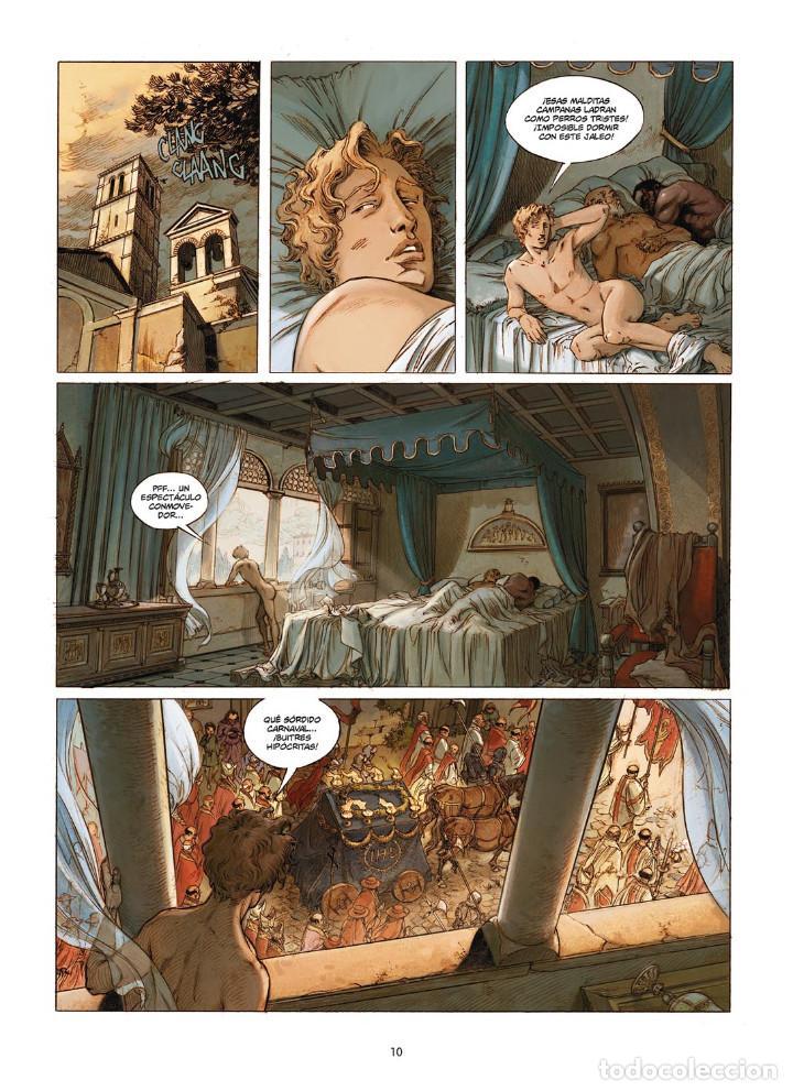 Cómics: Còmics. EL PAPA TERRIBLE - Alejandro Jodorowsky / Theo (Cartoné) - Foto 5 - 235838665