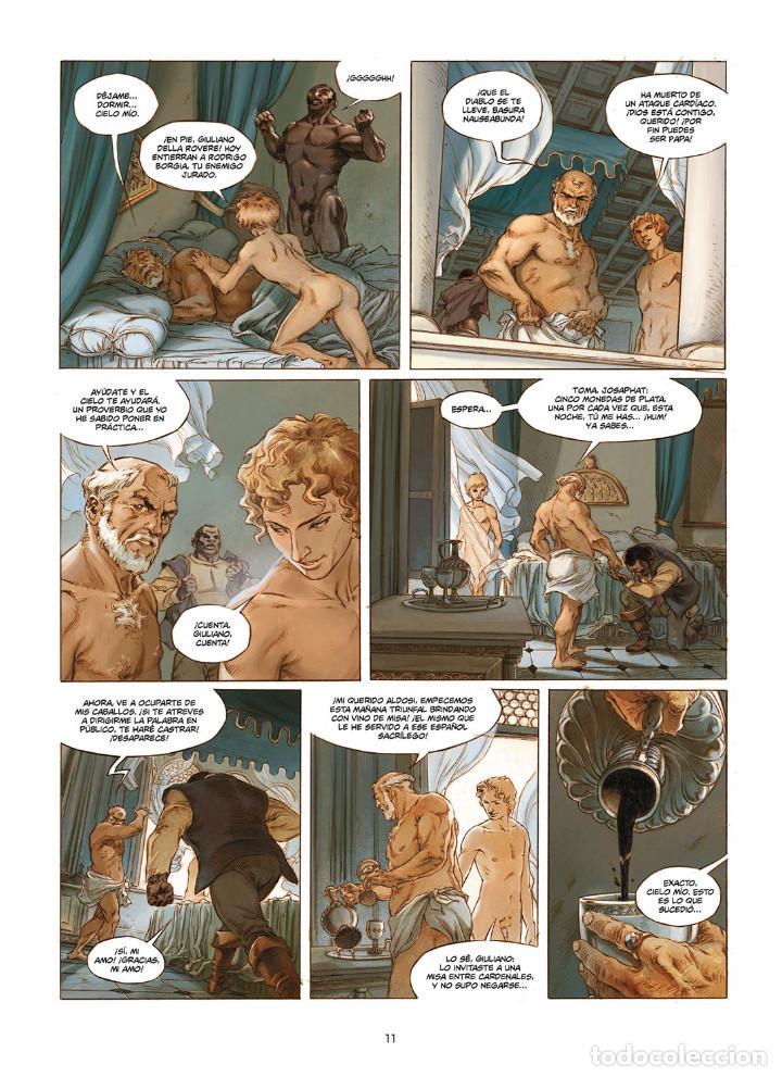 Cómics: Còmics. EL PAPA TERRIBLE - Alejandro Jodorowsky / Theo (Cartoné) - Foto 6 - 235838665