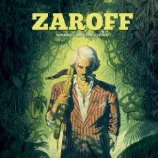 Cómics: CÒMICS. ZAROFF - SYLVAIN RUNBERG / FRANÇOIS MIVILLE-DESCHÊNES (CARTONÉ). Lote 235839155