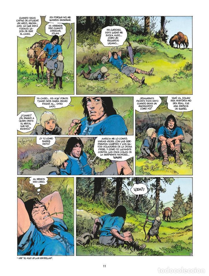 Cómics: Còmics. THORGAL. INTEGRAL 5 - Grzegorz Rosinski / Jean Van Hamme (Cartoné) - Foto 6 - 235840755