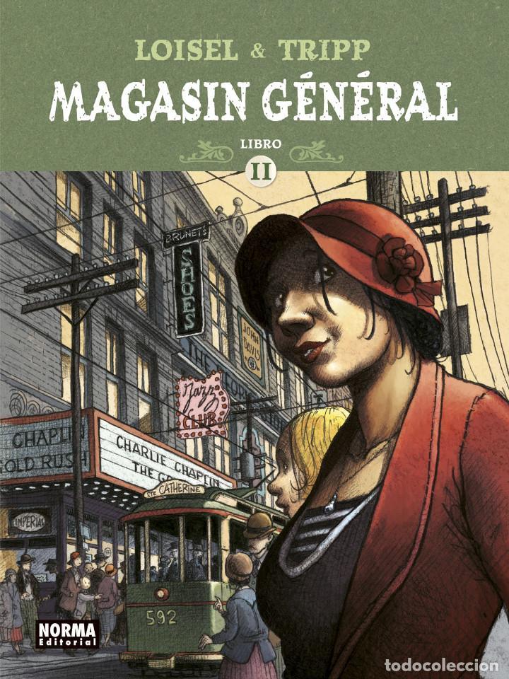CÒMICS. MAGASIN GÉNÉRAL. ED. INTEGRAL 2 - RÉGIS LOISEL / JEAN-LOUIS TRIPP (CARTONÉ) (Tebeos y Comics - Norma - Comic Europeo)