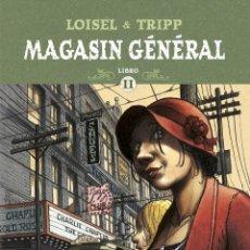 Cómics: CÒMICS. MAGASIN GÉNÉRAL. ED. INTEGRAL 2 - RÉGIS LOISEL / JEAN-LOUIS TRIPP (CARTONÉ). Lote 235841550