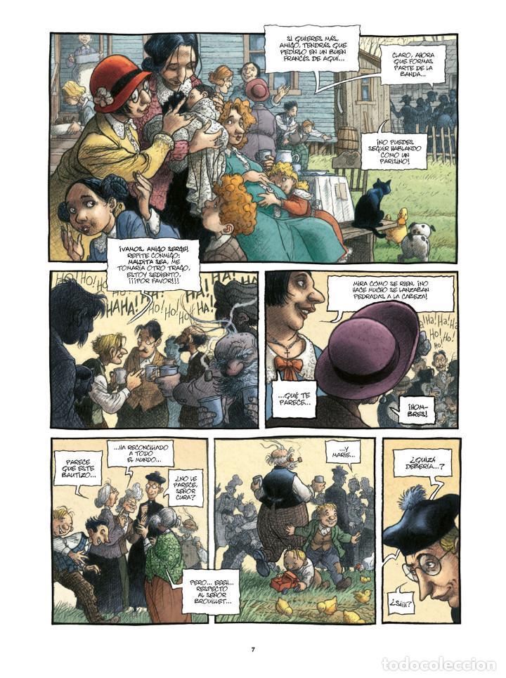 Cómics: Còmics. MAGASIN GÉNÉRAL. ED. INTEGRAL 2 - Régis Loisel / Jean-Louis Tripp (Cartoné) - Foto 2 - 235841550
