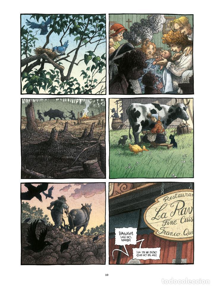 Cómics: Còmics. MAGASIN GÉNÉRAL. ED. INTEGRAL 2 - Régis Loisel / Jean-Louis Tripp (Cartoné) - Foto 5 - 235841550