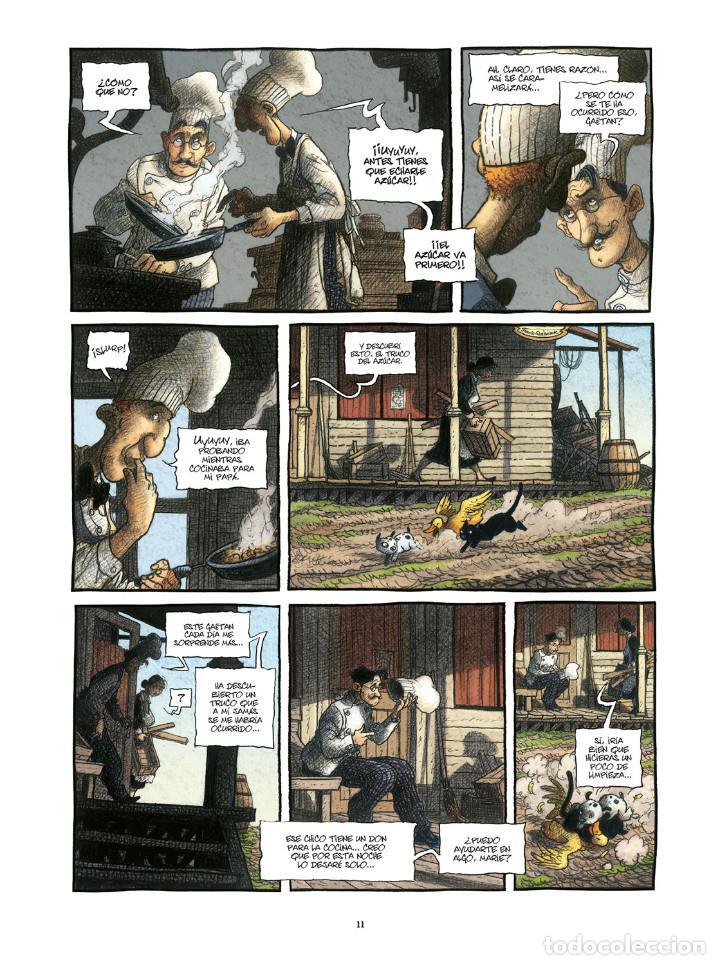 Cómics: Còmics. MAGASIN GÉNÉRAL. ED. INTEGRAL 2 - Régis Loisel / Jean-Louis Tripp (Cartoné) - Foto 6 - 235841550