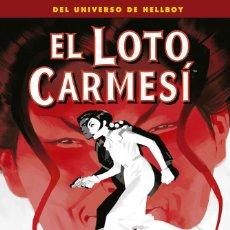 Cómics: CÒMICS. EL LOTO CARMESÍ - JOHN ARCUDI / MINDY LEE. Lote 235893630