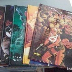 Cómics: X GIPSY 1 A 6 (COMPLETA), DE MARINI Y SMOLDEREN (NORMA). Lote 235906520