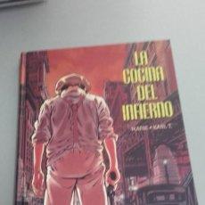 Comics: X LA COCINA DEL INFIERNO, DE MARIE Y KARL T. (NORMA). Lote 235909325