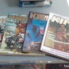 Cómics: X SARGENTO KIRK 1 A 14 (COMPLETA)(EN 4 RETAPADOS. 1-3, 4-7, 8-11 Y 12-14)(NORMA). Lote 236118095