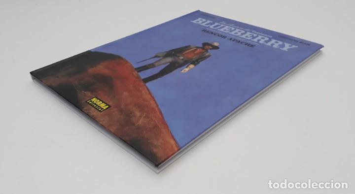 Cómics: BLUEBERRY, RENCOR APACHE, JOANN SFAR - CHRISTOPHE - BLAIN (NORMA) - Foto 8 - 236244165