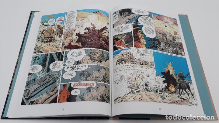 Cómics: BLUEBERRY, CHARLIER -GIRAUD, EL HOMBRE QUE VALIA 500.000 $ Nº 8 (NORMA) - Foto 4 - 236246605