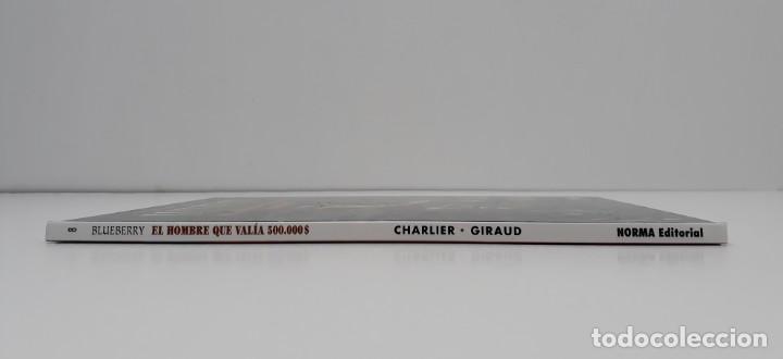 Cómics: BLUEBERRY, CHARLIER -GIRAUD, EL HOMBRE QUE VALIA 500.000 $ Nº 8 (NORMA) - Foto 6 - 236246605