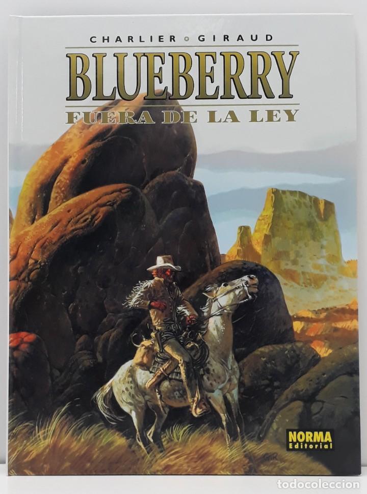 BLUEBERRY, CHARLIER -GIRAUD, FUERA DE LA LEY Nº 10 (NORMA) (Tebeos y Comics - Norma - Comic Europeo)