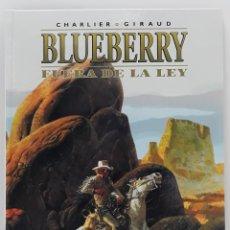 Cómics: BLUEBERRY, CHARLIER -GIRAUD, FUERA DE LA LEY Nº 10 (NORMA). Lote 236247295