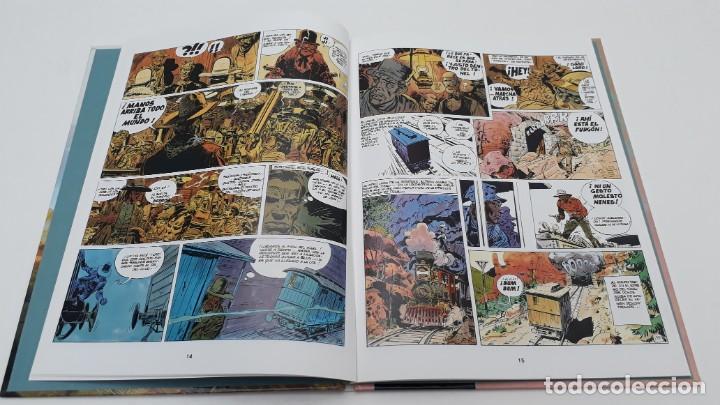 Cómics: BLUEBERRY, CHARLIER -GIRAUD, FUERA DE LA LEY Nº 10 (NORMA) - Foto 3 - 236247295
