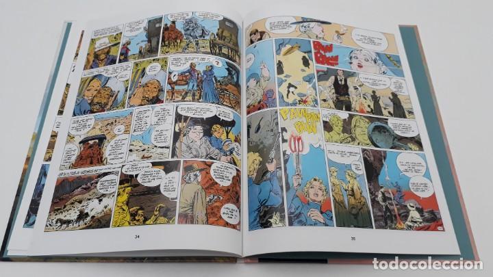 Cómics: BLUEBERRY, CHARLIER -GIRAUD, FUERA DE LA LEY Nº 10 (NORMA) - Foto 4 - 236247295