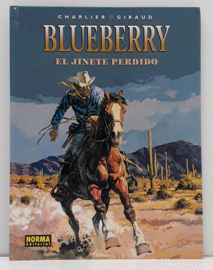 BLUEBERRY, CHARLIER -GIRAUD, EL JINETE PERDIDO Nº 19 (NORMA) (Tebeos y Comics - Norma - Comic Europeo)