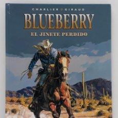 Cómics: BLUEBERRY, CHARLIER -GIRAUD, EL JINETE PERDIDO Nº 19 (NORMA). Lote 236248375