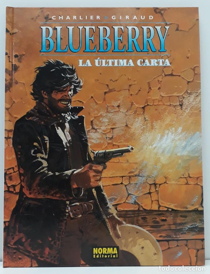 BLUEBERRY, CHARLIER -GIRAUD, LA ÚLTIMA CARTA Nº 24 (NORMA) (Tebeos y Comics - Norma - Comic Europeo)