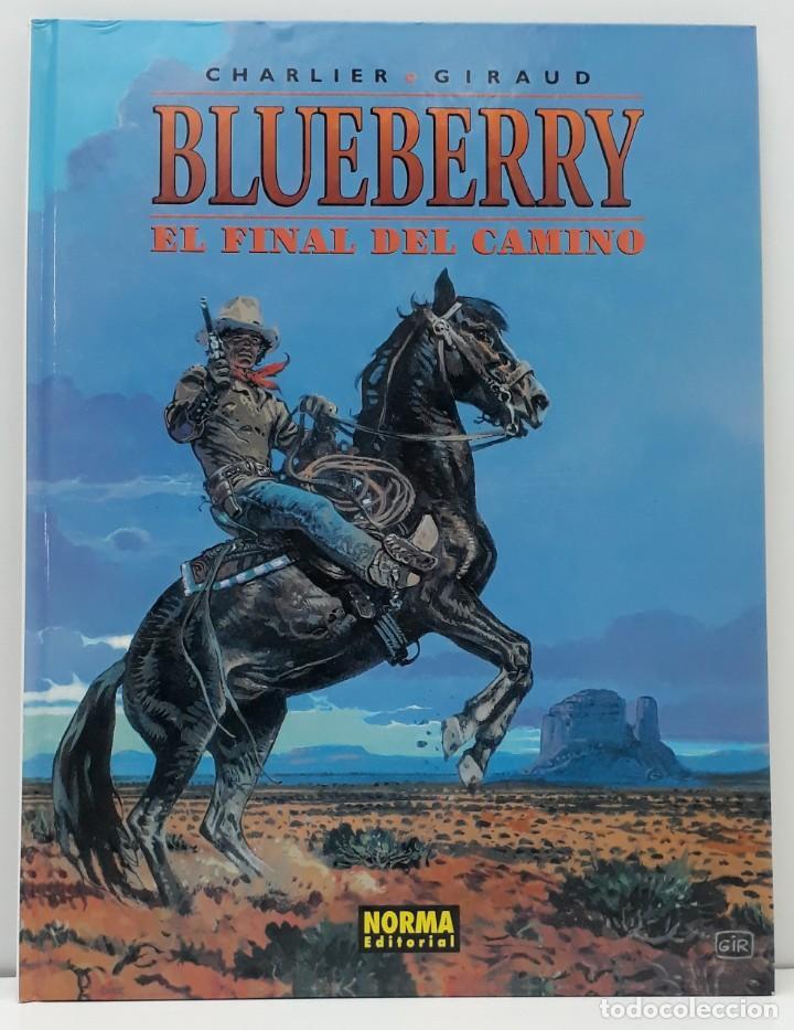 BLUEBERRY, CHARLIER -GIRAUD,EL FINAL DEL CAMINO Nº2 6 (NORMA) (Tebeos y Comics - Norma - Comic Europeo)