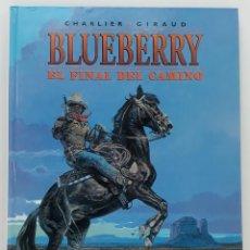 Cómics: BLUEBERRY, CHARLIER -GIRAUD,EL FINAL DEL CAMINO Nº2 6 (NORMA). Lote 236250050
