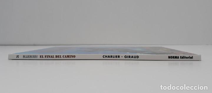 Cómics: BLUEBERRY, CHARLIER -GIRAUD,EL FINAL DEL CAMINO Nº2 6 (NORMA) - Foto 6 - 236250050