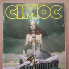 Cómics: CIMOC N°100: LA REVISTA DE LAS GRANDES SERIES DE AVENTURAS (NORMA, 1989). 84 PÁGINAS A COLOR Y B/N.. Lote 236397035