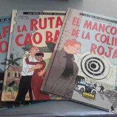 Comics: X LA VIDA DE VICTOR LEVALLOIS 1 A 3 (COMPLETA), DE STANISLAS Y RULLIER (NORMA). Lote 236537230