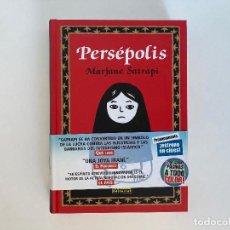 Fumetti: PERSÉPOLIS DE MARJANE SATRAPI. CONTIENE EPÍLOGO A COLOR. NORMA.. Lote 236542420