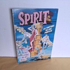 Cómics: WILL EISNER - SPIRIT LA FORTUNA DE LOS PORTIER - CIMOC EXTRA COLOR Nº 83, NORMA EDITORIAL 1988. Lote 236773995