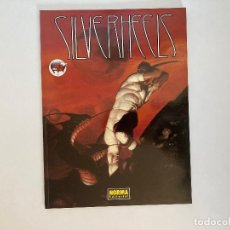 Cómics: SILVERHEELS DE BRUCE JONES Y SCOTT HAMPTON. NORMA.. Lote 236802375