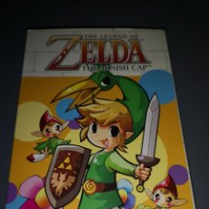 Cómics: T2. C6. COMIC THE LEGEND OF ZELDA THE MINISH CAP. AHIRA HIMCHAWA. Lote 236863600