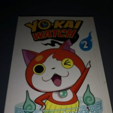 Cómics: T2. C8. COMIC YO KAI WATCH 2 NORIYUKI KONISHI. Lote 236863905