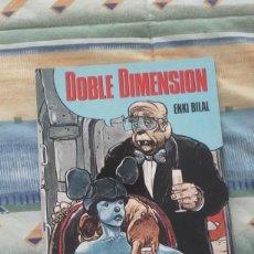 Cómics: X DOBLE DIMENSION, DE ENKI BILAL (CEC 56. NORMA). Lote 236903935