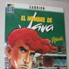 Cómics: EL HOMBRE DE JAVA Nº1: REBELDE. (DE GABRION).COLECCION PANDORA Nº 24.MUY BUEN ESTADO. Lote 236905135