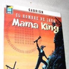 Cómics: EL HOMBRE DE JAVA Nº4: MAMA KING. (DE GABRION).COLECCION PANDORA Nº 54.BUEN ESTADO. Lote 236905875