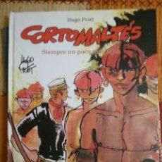 Cómics: CORTO MALTÉS. Lote 236942325