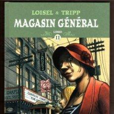 Cómics: MAGASIN GENERAL 2 - NORMA / EDICIÓN INTEGRAL / LOISEL & TRIPP / NUEVO DE EDITORIAL. Lote 237010200