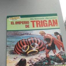 Cómics: X EL IMPERIO DE TRIGAN. ULTIMATUM A ELEKTON, DE BUTTERWORTH Y LAWRENCE (CEC 3. NORMA). Lote 237080880