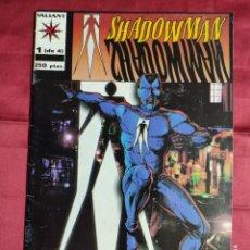 Cómics: SHADOWMAN . Nº 1 DE 4. NORMA EDITORIAL. Lote 237586055